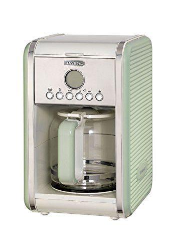 Ariete Uk 1342 Retro Filter Coffee Machine 12 Cups 2000 Https