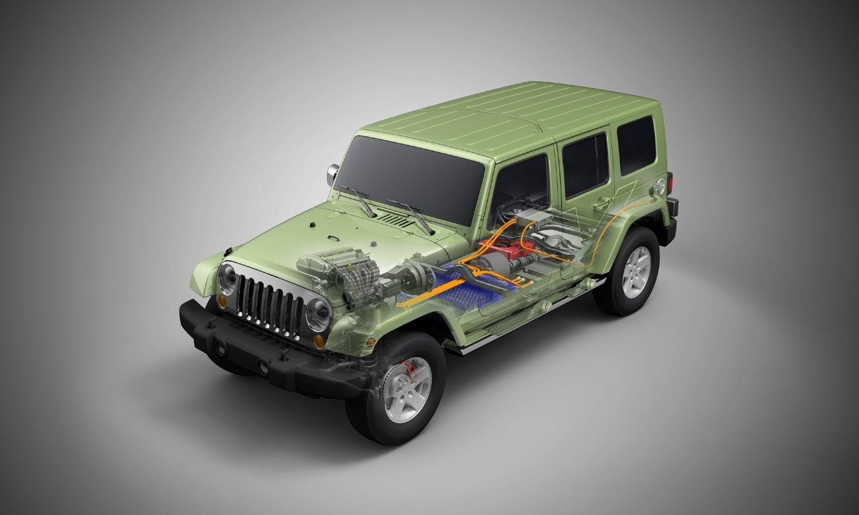 Jeep Sera La Firma Del Grupo Fca Que Abandere La Transicion