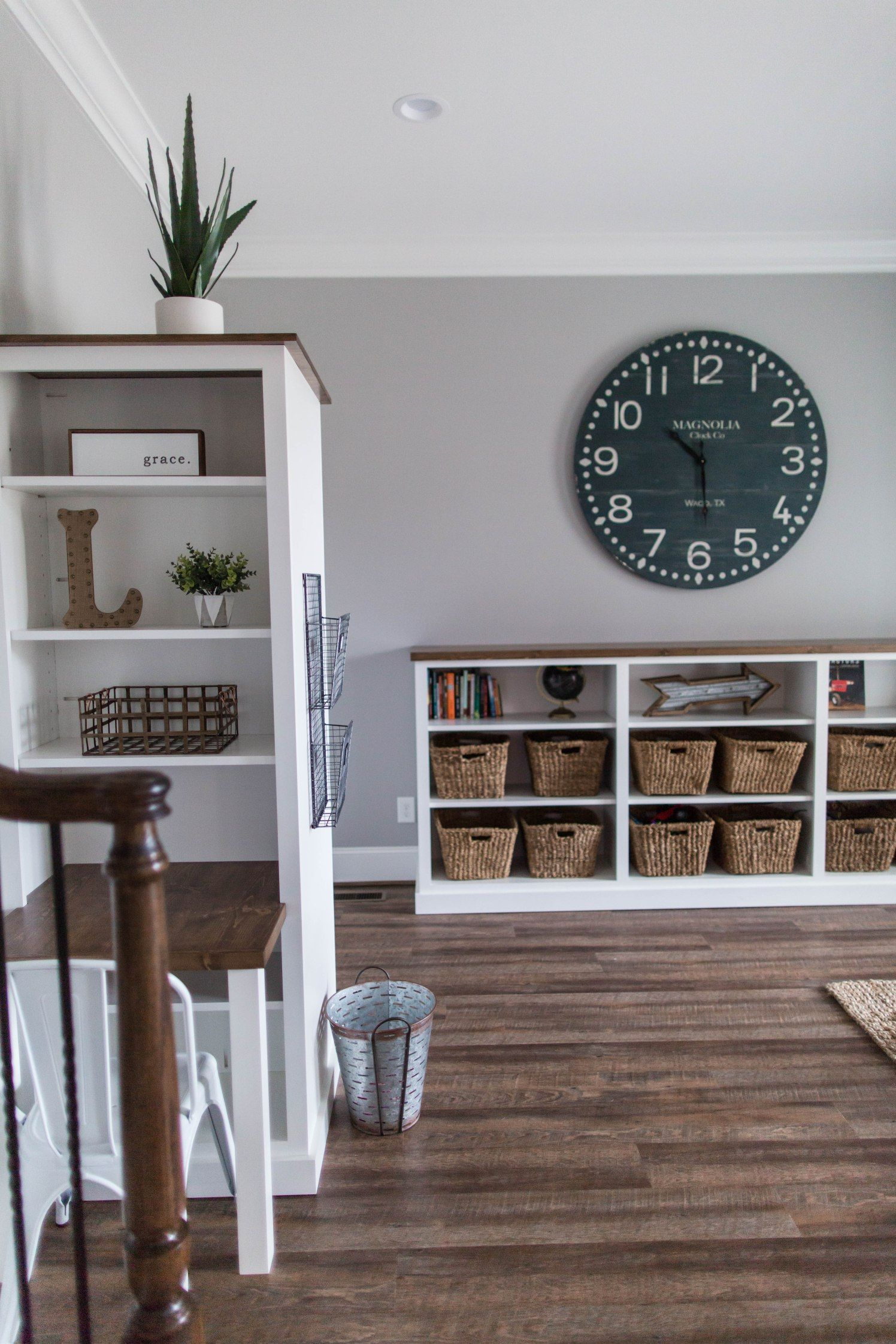 Office/Homeschool Room Room setup, Room, Homeschool