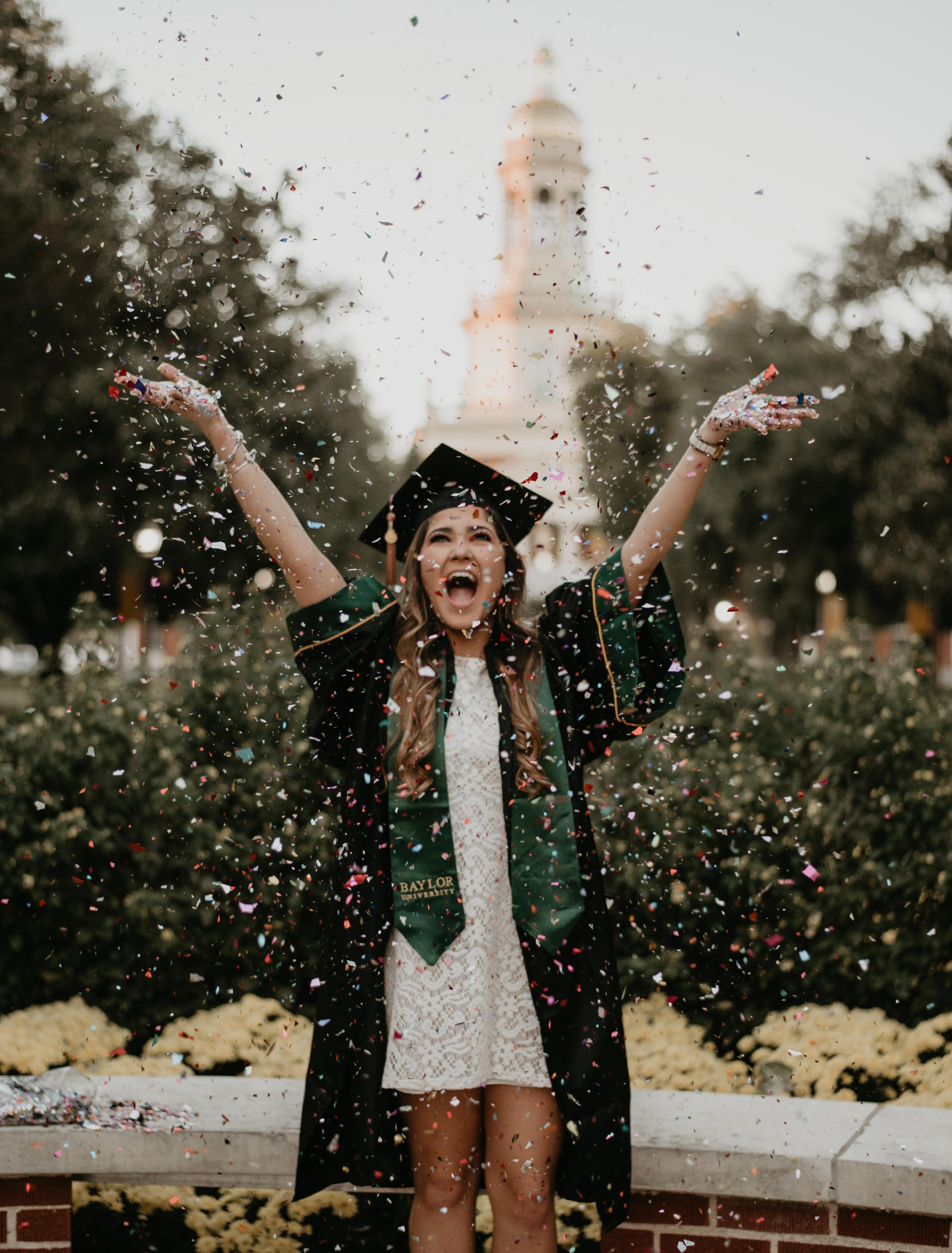Baylor University 2018 Graduate