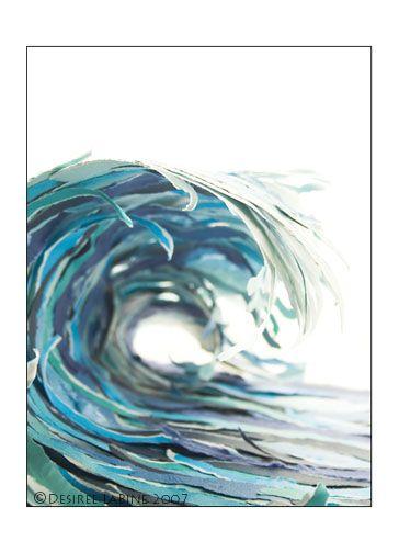 paper wave