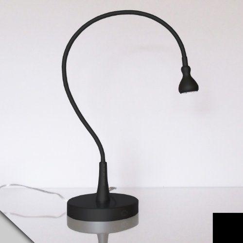 Ikea Black Jansjo Desk Work Led Lamp, Jansjo Desk Work Led Lamp
