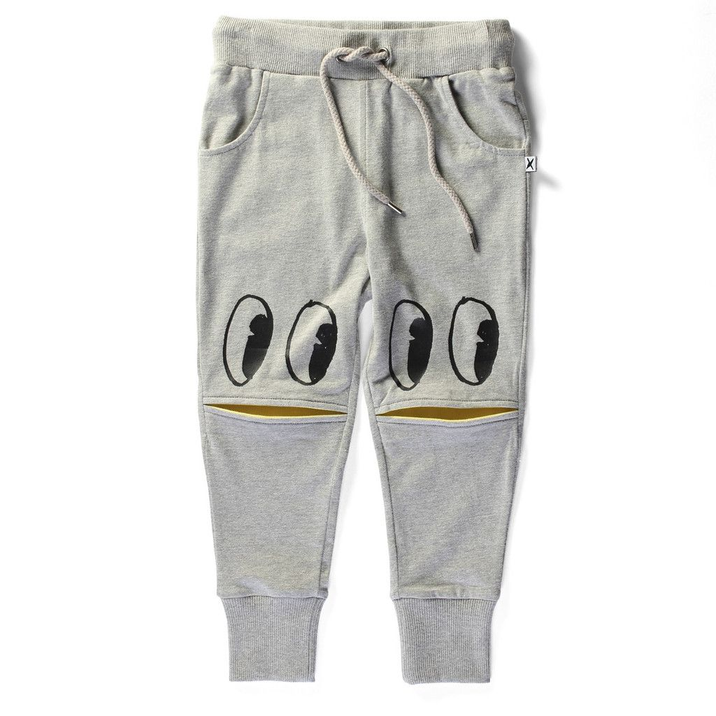 Minti Sneaky Eyes Hidden Knee Trackies