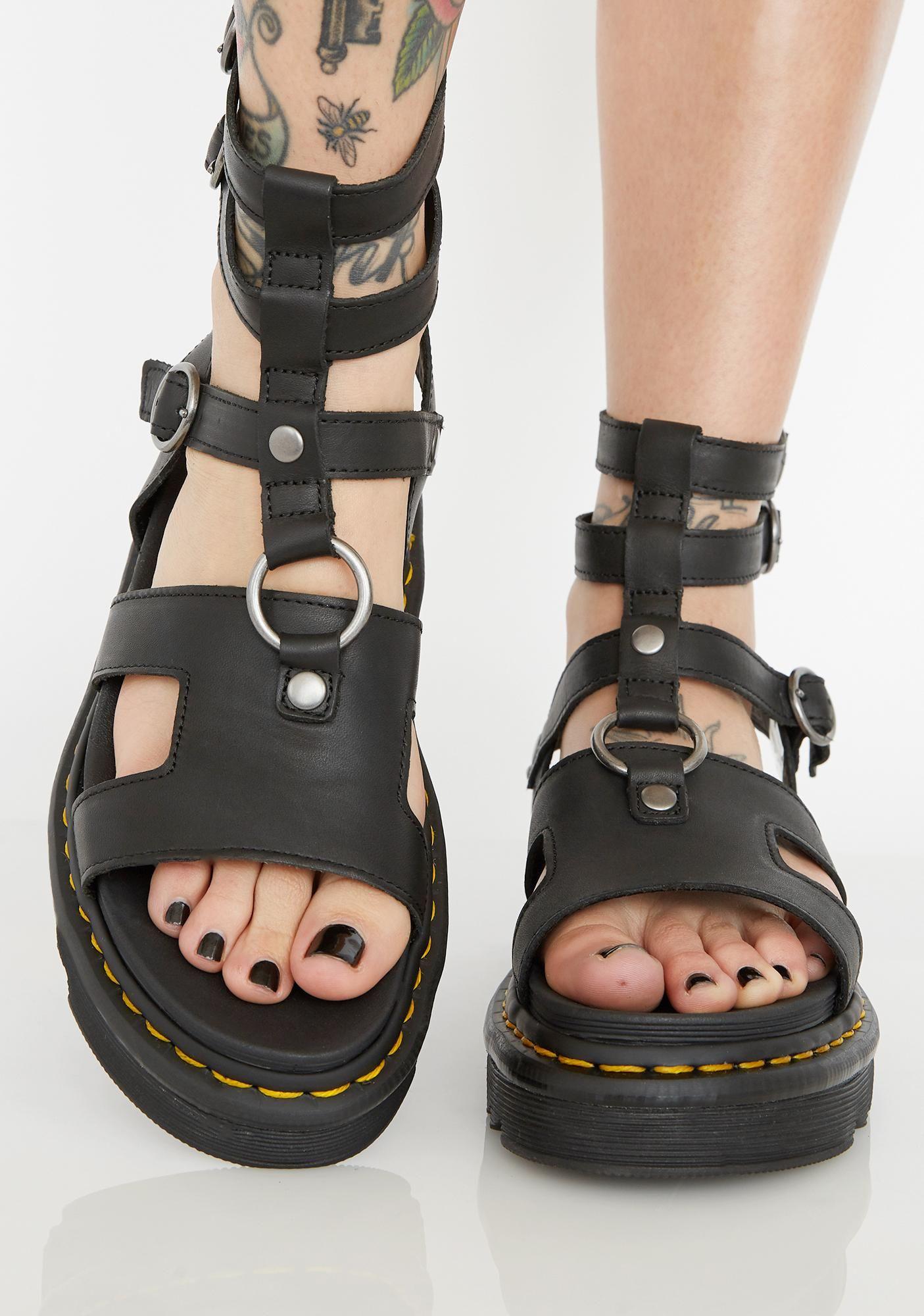 9ef2a2cc3984 Dr. Martens Adaira Temperley Sandals