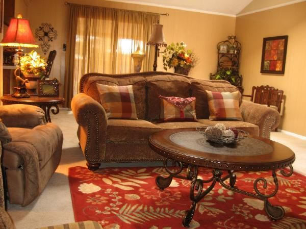 Tuscan Colors for Living Room   ... living rooms - Behr ...