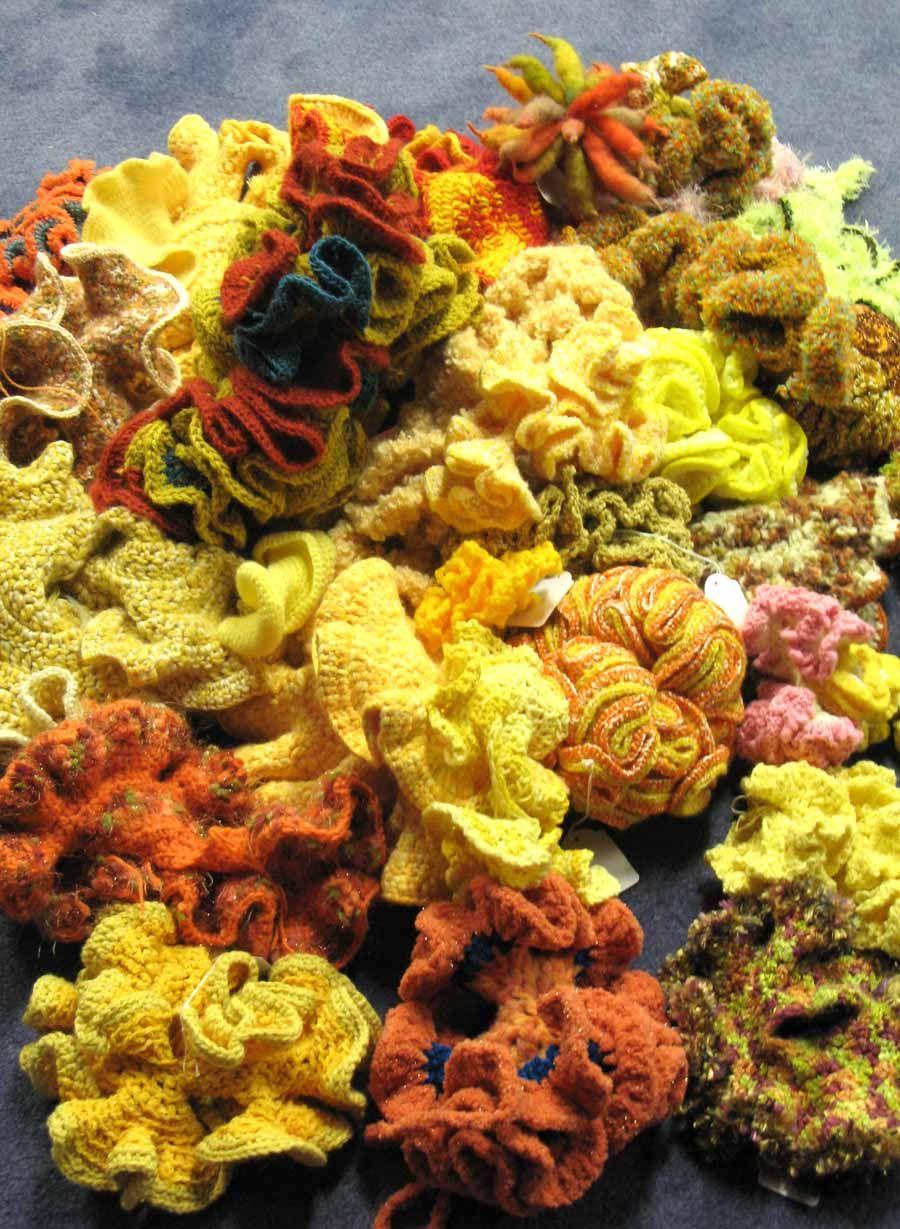 Freeform Crochet Stitches   Freeform Knitting/Crochet « Lynnberry\'s ...