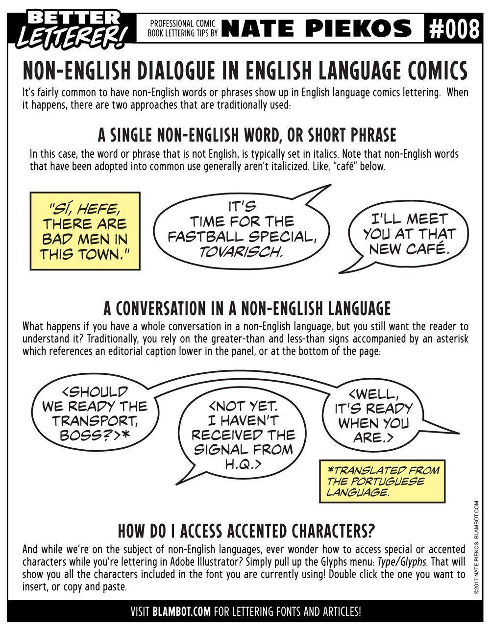 How To Write A Comic Script - arxiusarquitectura