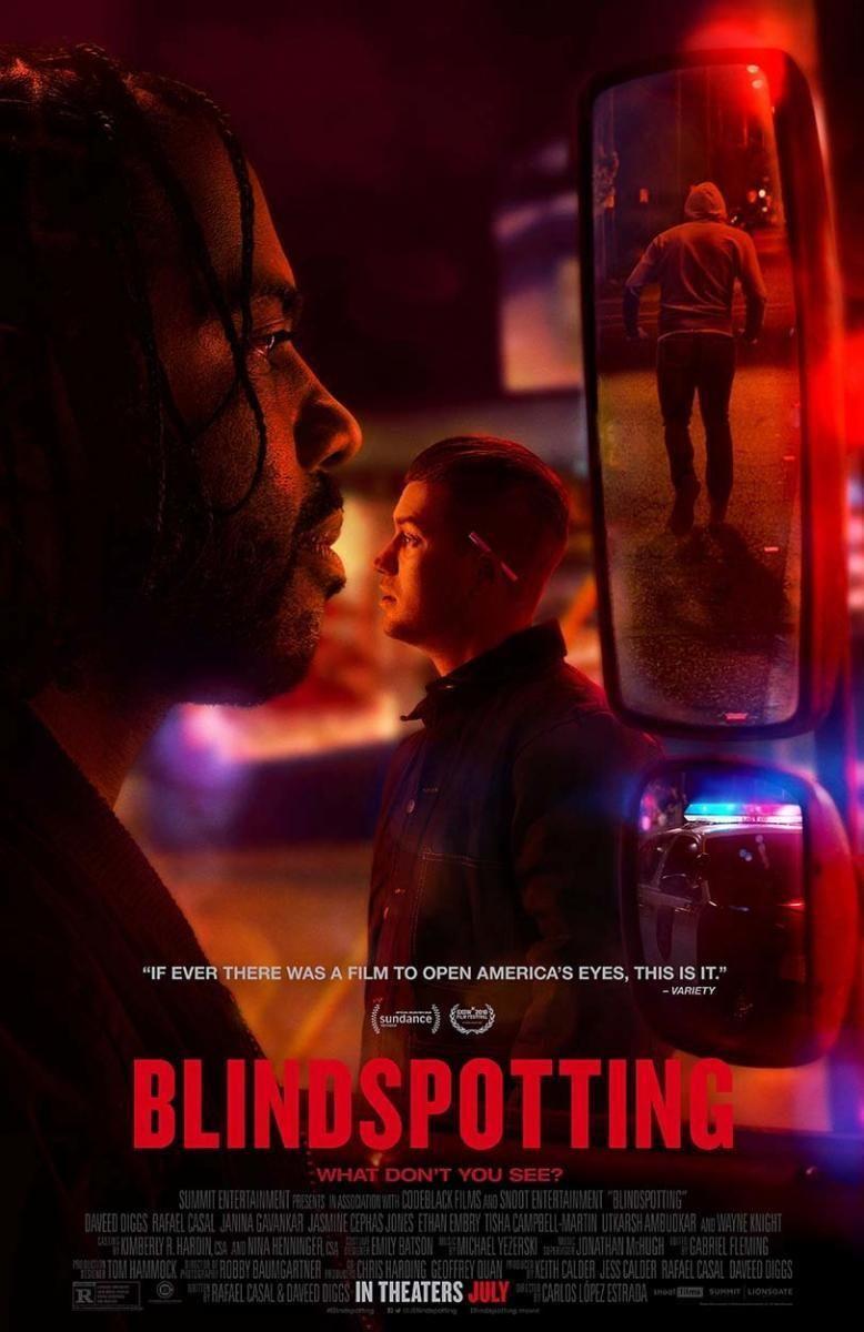 Blindspotting 2018 1080p Espanol Latino English Filmes Filme