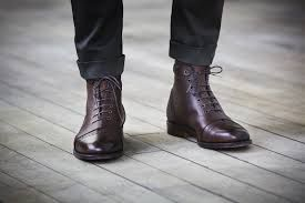 high brogue boots - Google Search