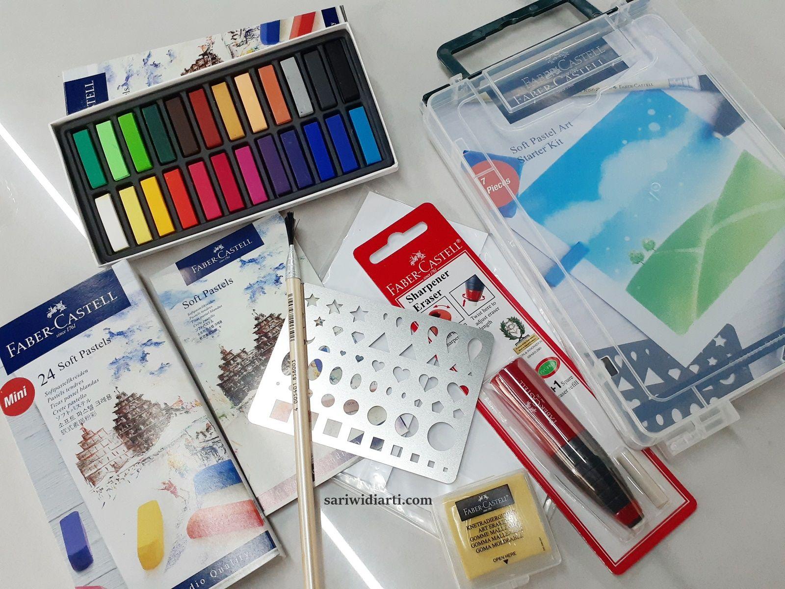 soft pastel stater kit