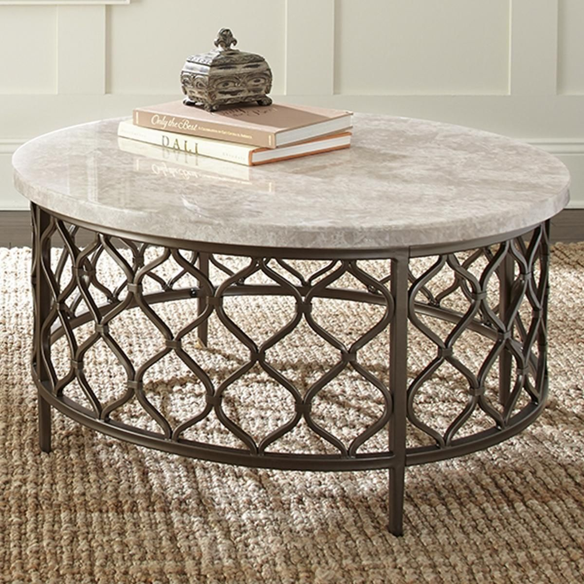 Product Main Image 0 Stone Coffee Table Coffee Table Round Coffee Table [ 1200 x 1200 Pixel ]