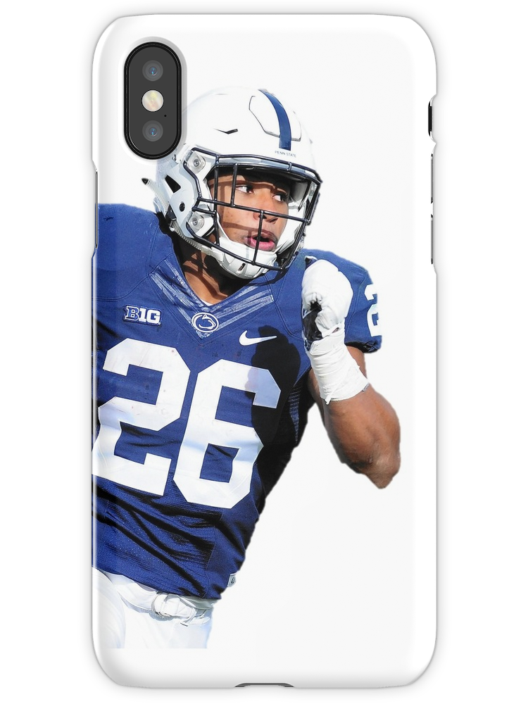 Saquon Barkley iPhone X Snap Case Iphone cases, Case, Iphone