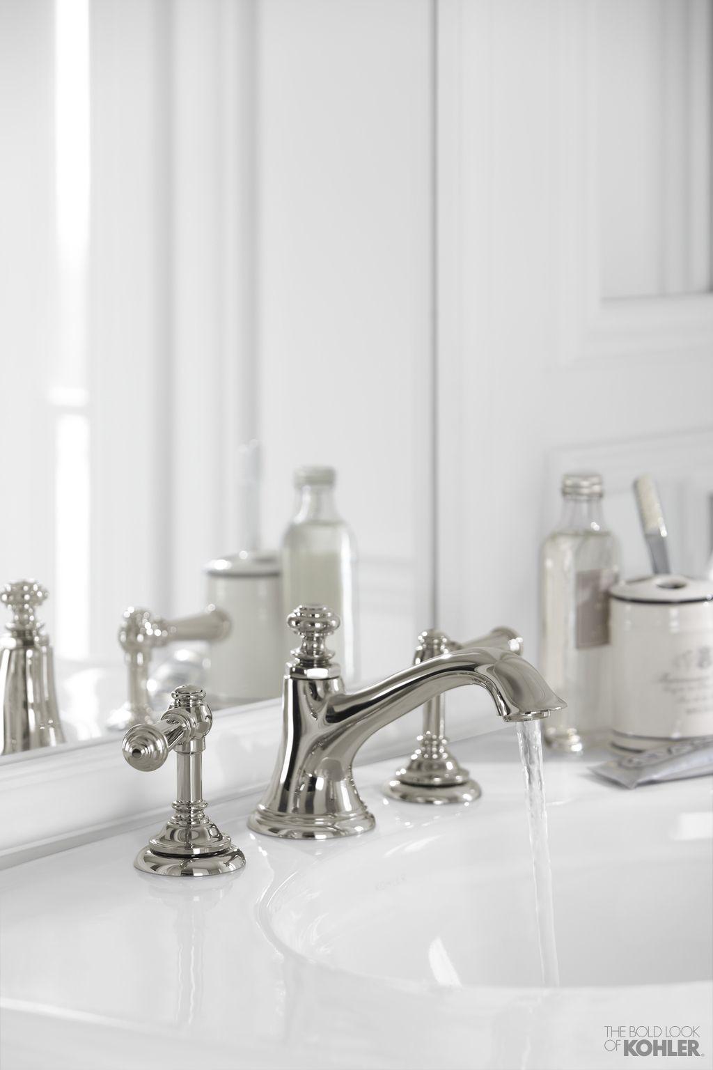 home kohler bathroom faucet sink