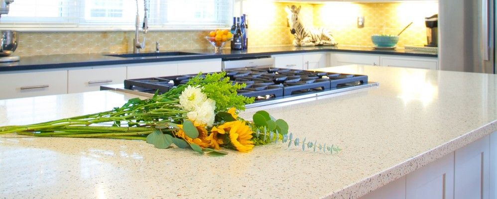 Exceptionnel Ocean Shell Kitchen Island Countertop Virginia Beach, VA