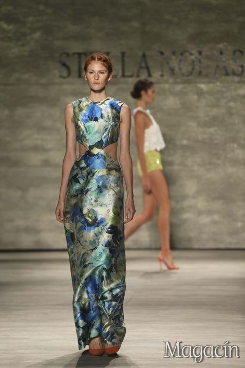 Stella Nolasco. Spring-Summer 2015. New York.