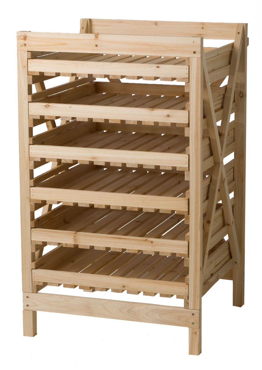 6 drawer rack