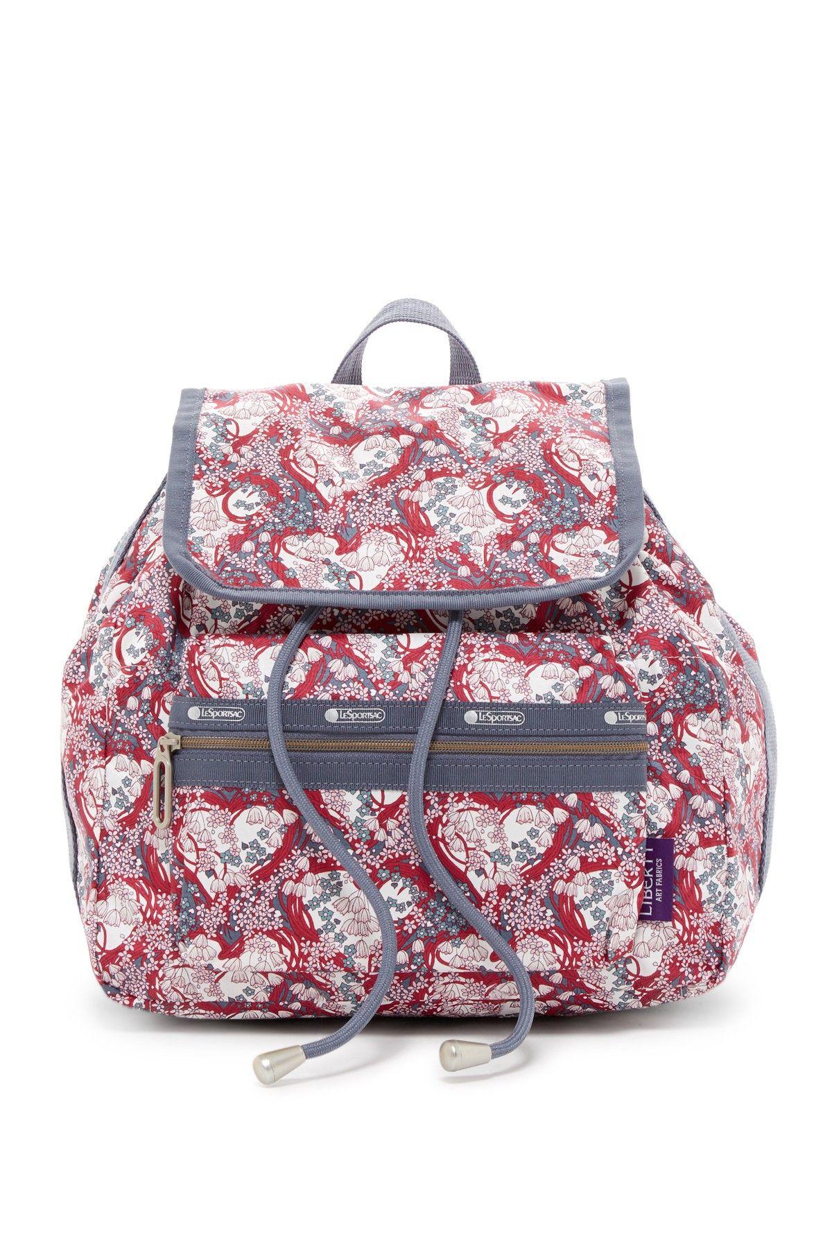 Nylon Mini Voyager Backpack