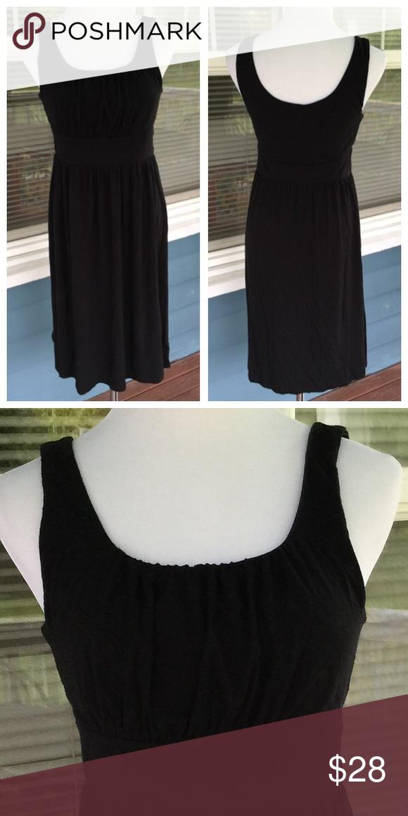 Merona black dress images