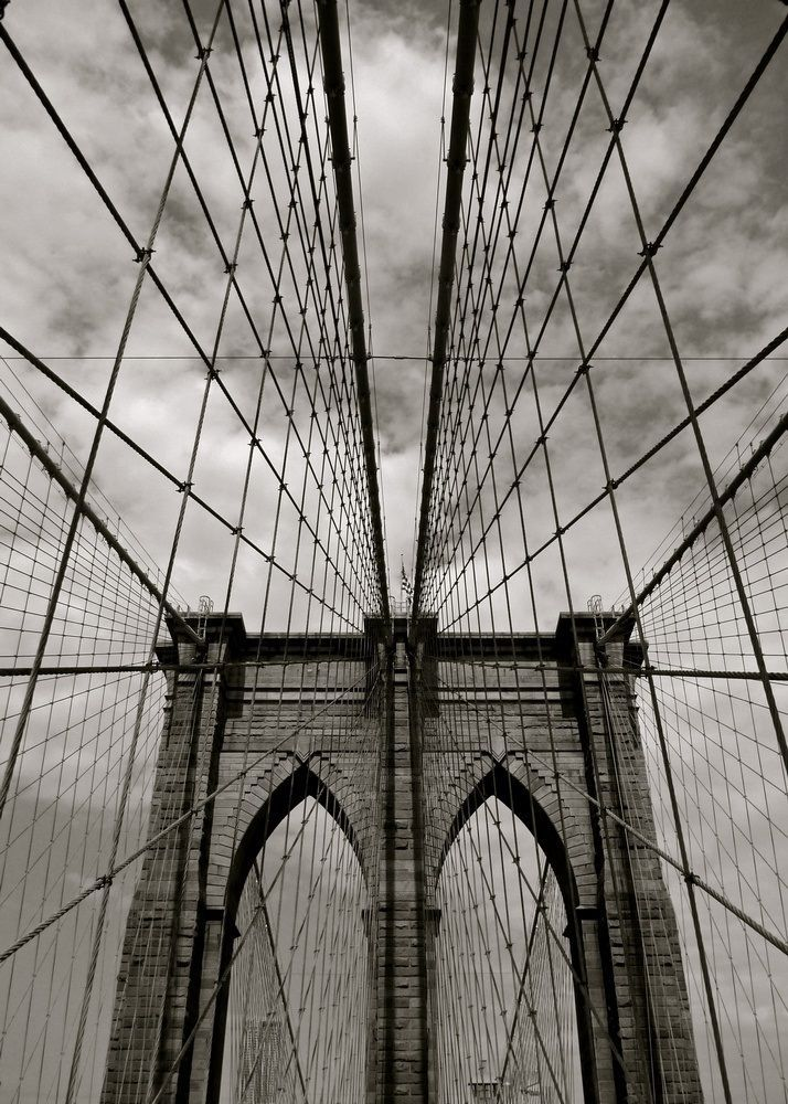 Brooklyn Bridge in New York in 2020 Brooklyn bridge