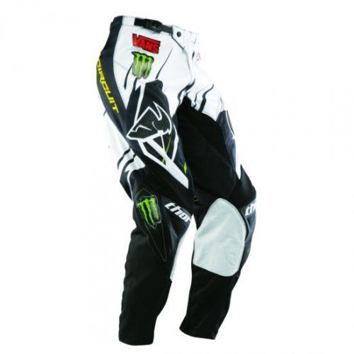 Pantalon Cross Thor Phase Pro Circuit Monster 2013 Moto
