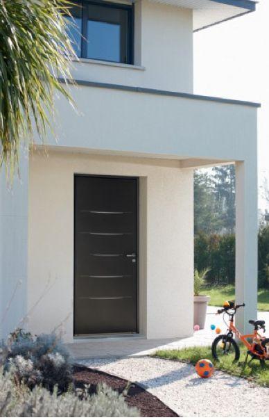 Porte d\u0027entrée, comment bien la choisir House - choisir une porte d entree