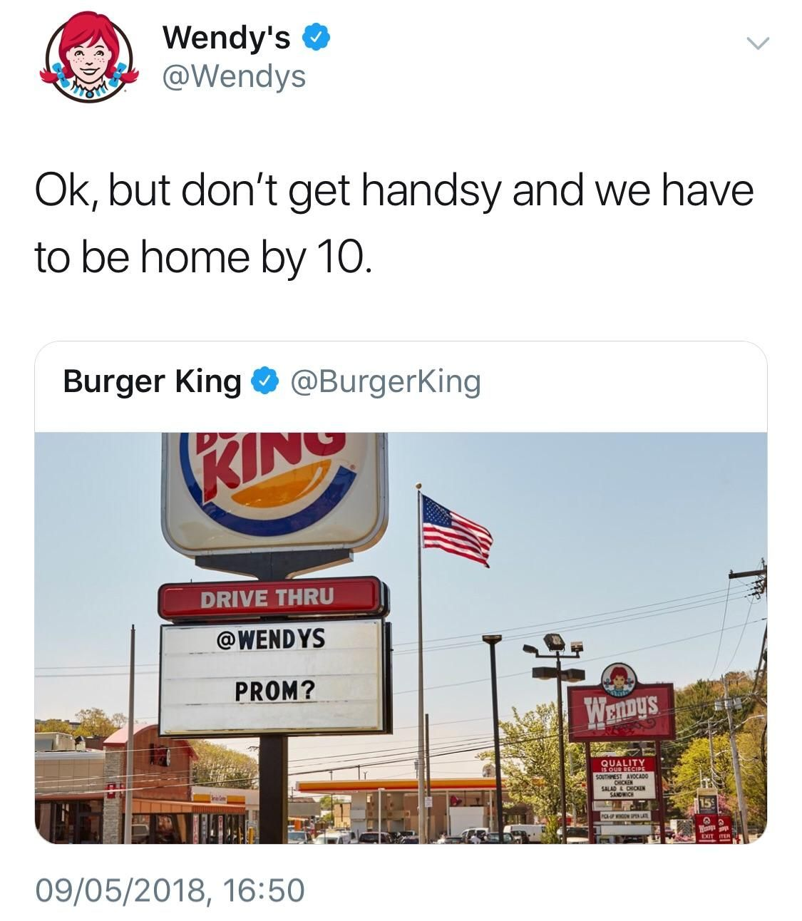 Wendy S And Burger King Teaming Up Against Mcdonalds Stupid Funny Memes Haha Funny Stupid Funny