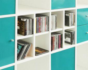 Cd Usage For Ikea Kallax Shelf White Craft Room Storage Ikea