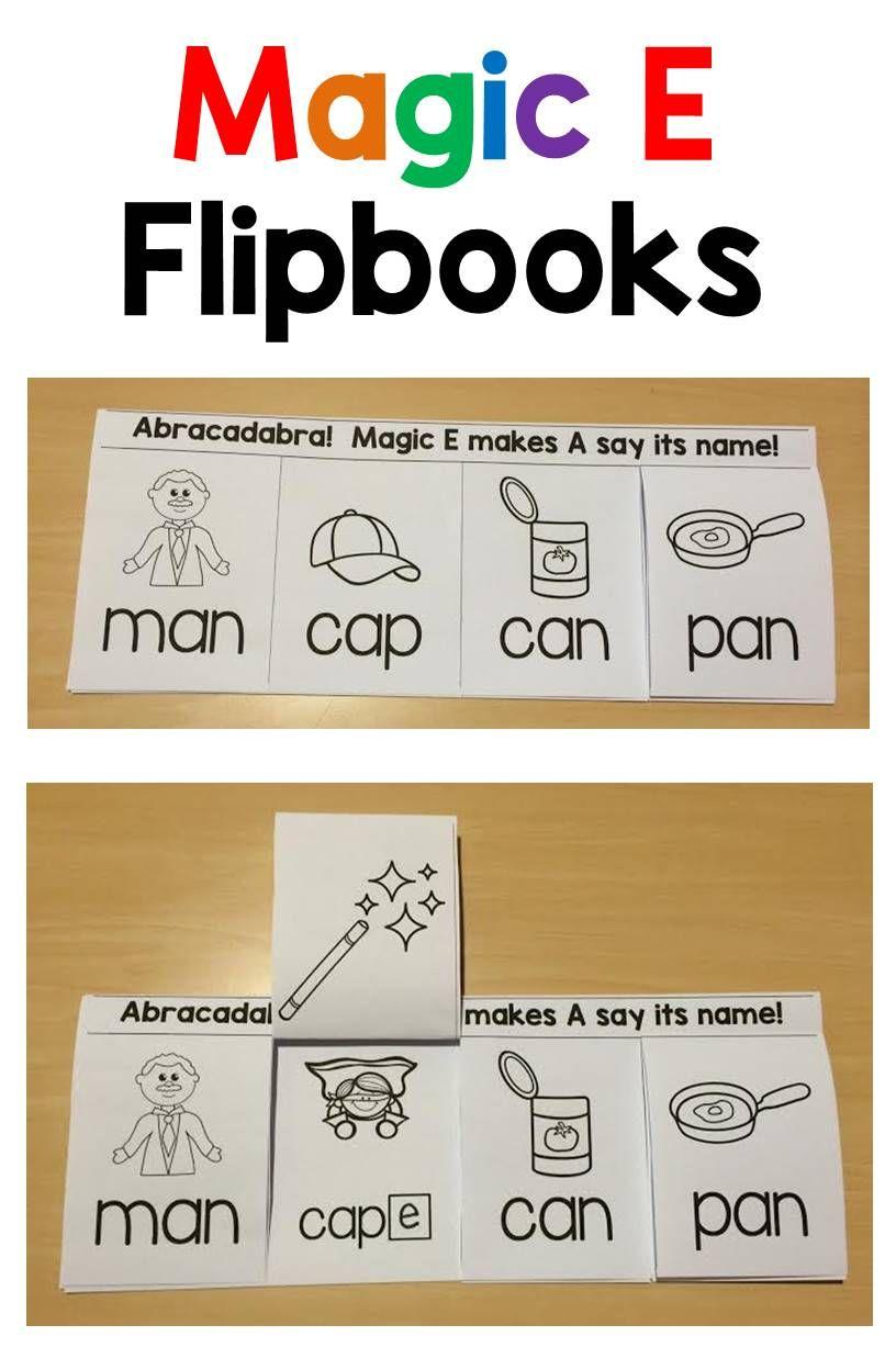 Magic E Worksheets Kindergarten
