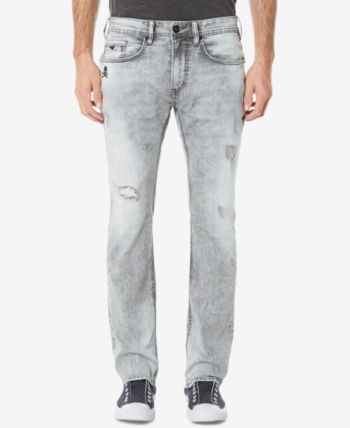 Buffalo David Bitton Mens Ash-x Slim Fit Denim Pant Jeans