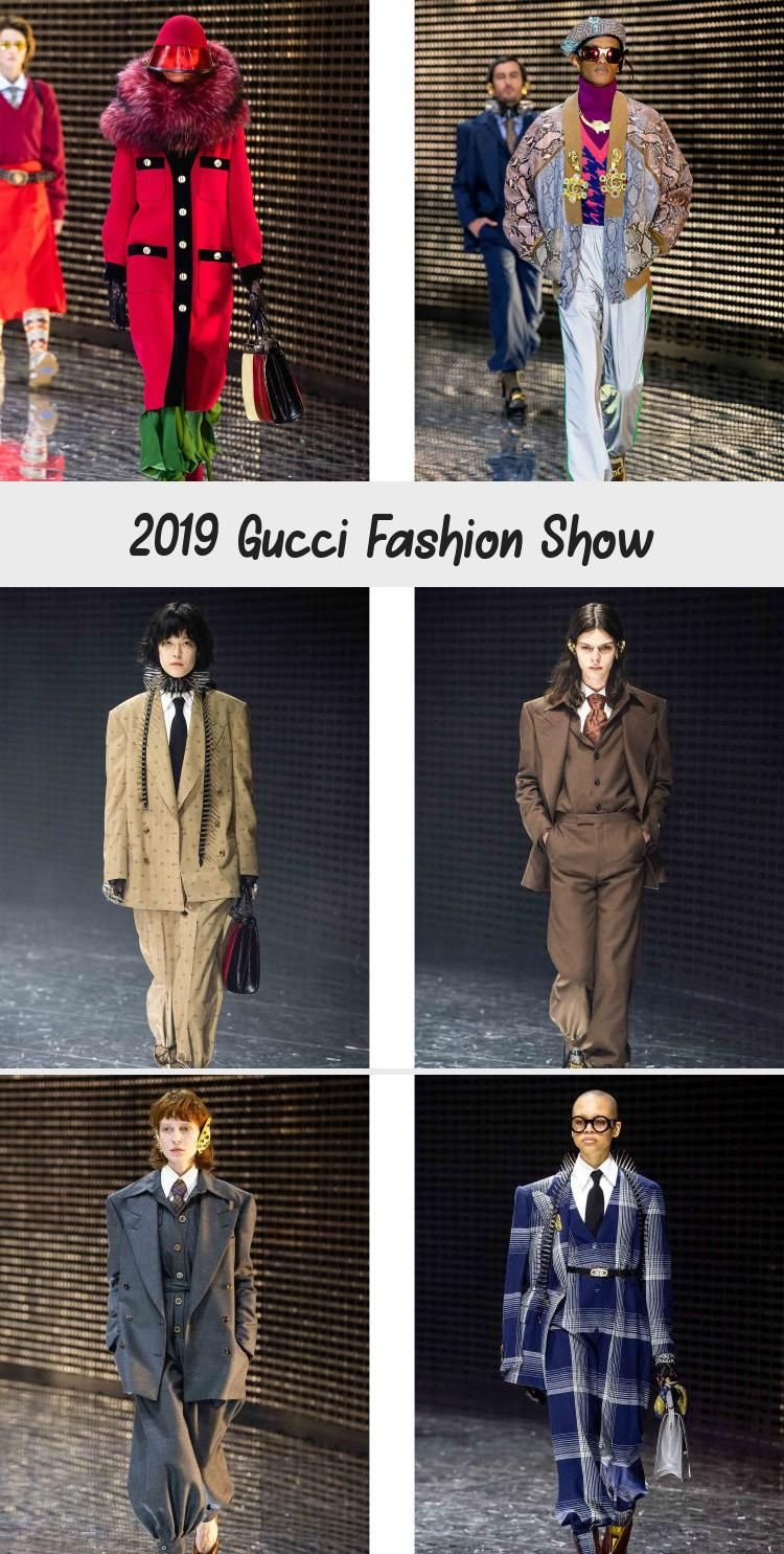Gucci Fashion Show