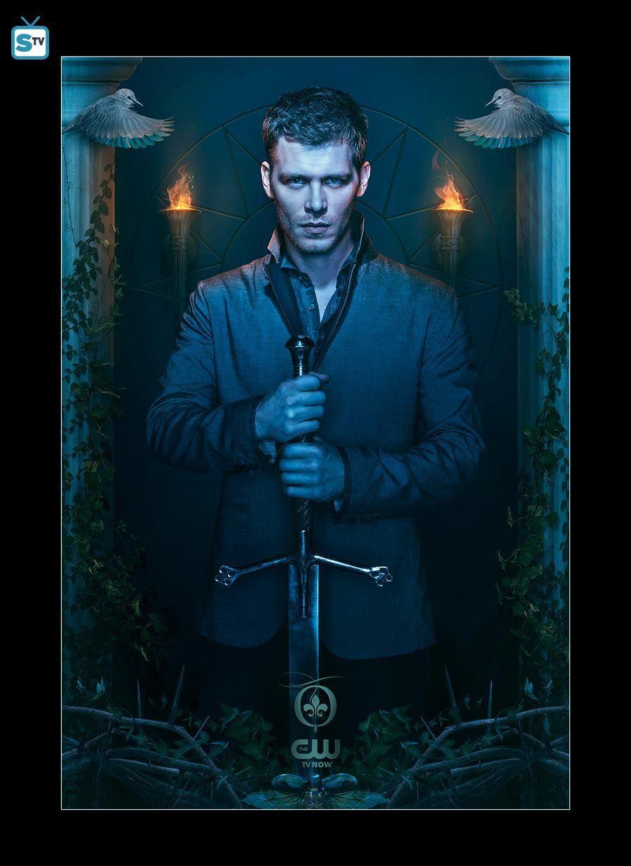 The Originals S2 Joseph Morgan As Klaus Mikaelson The Originals