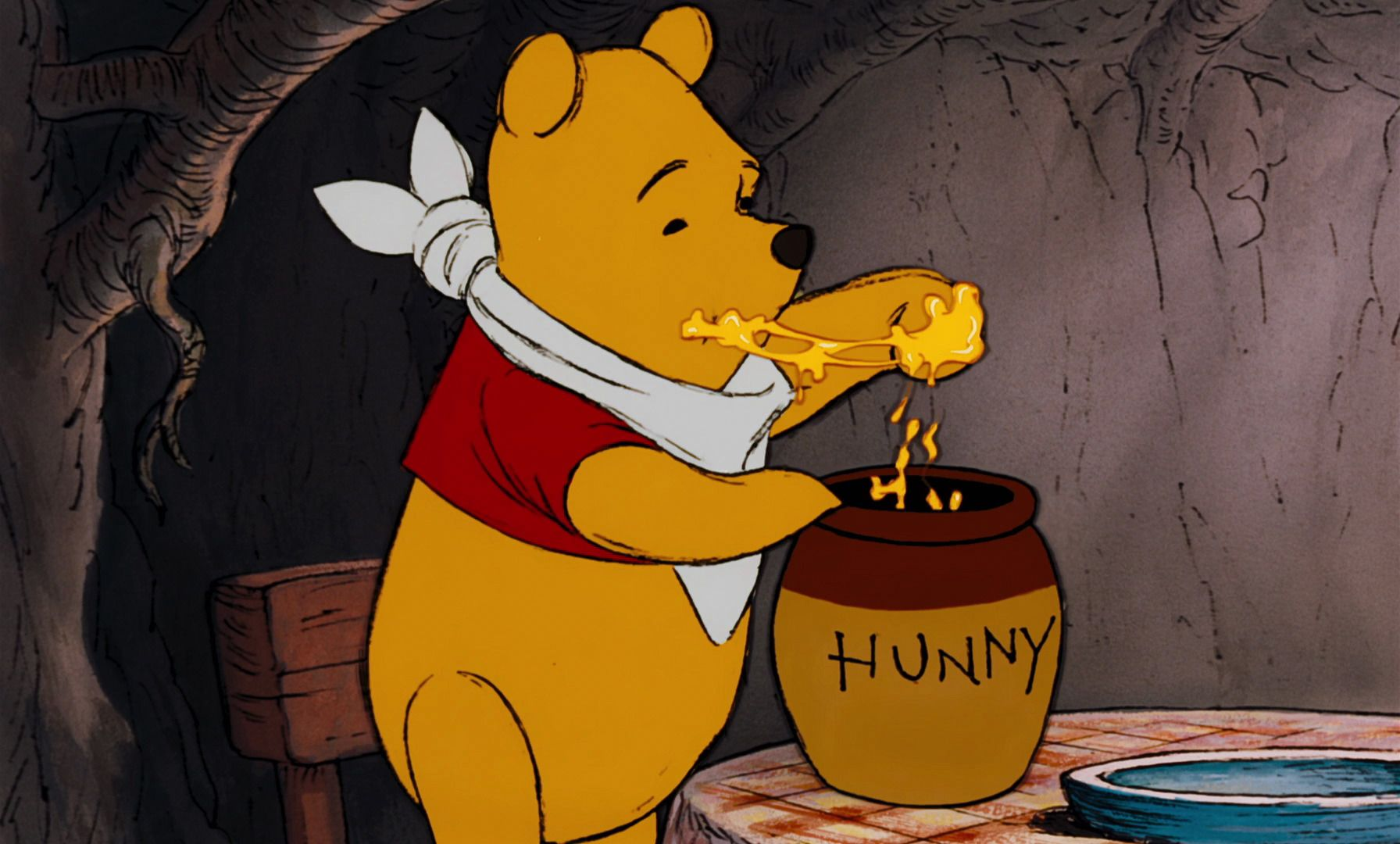 Image result for winnie the pooh honey
