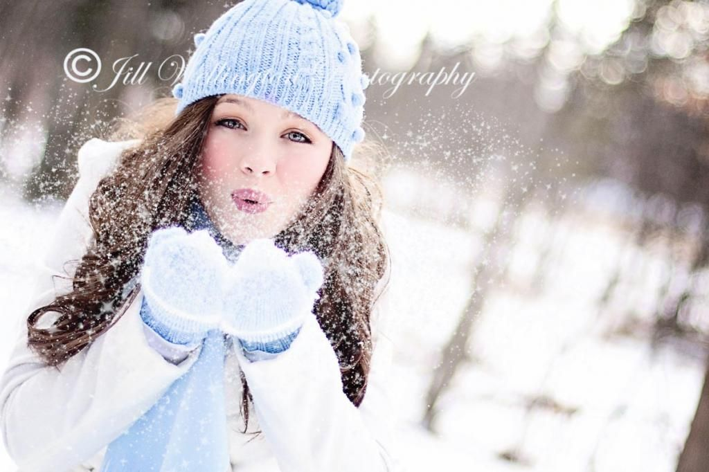Tips for taking Winter Portraits <3 Would love to take cute pictures of the girls