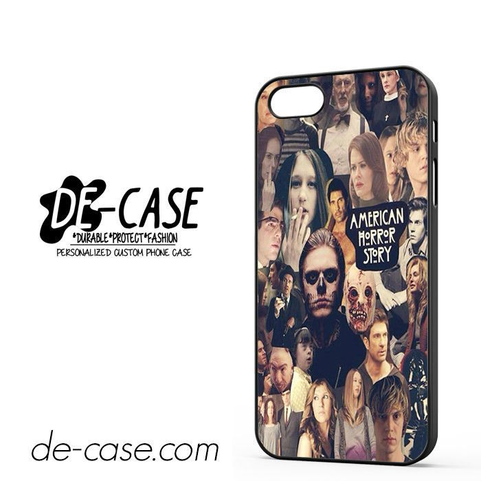 American Horror Story Collage Color DEAL-710 Apple Phonecase Cover For Iphone SE Case