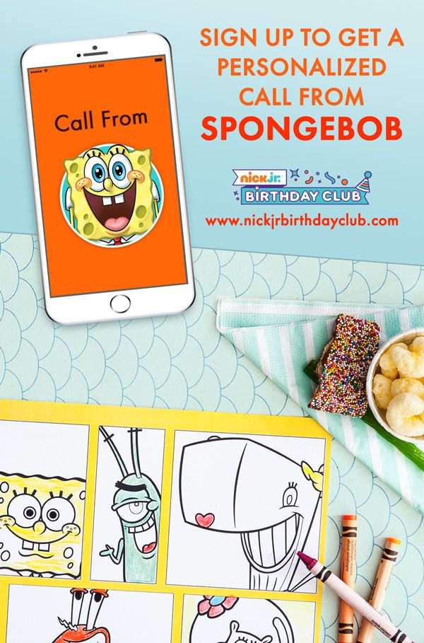 Happy 10th birthday, SpongeBob SquarePants   The Guardian