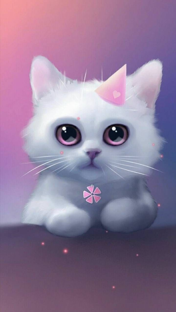 Download Cat Wallpaper By Majist 72 Free On Zedge Now Browse Millions Of Popular Cats Wallpapers And Ringtones O Cute Drawings Cat Wallpaper Cute Animals