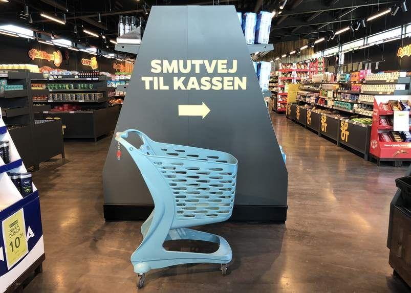 Einkaufen In Dänemark Bio Produkte Aldi Supermarkt