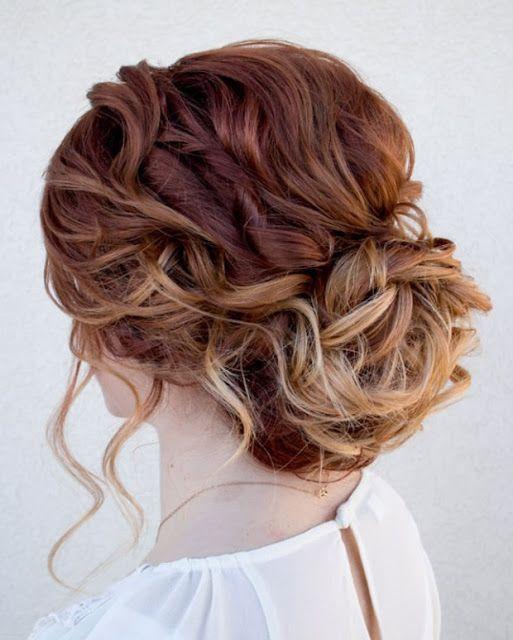 Festliche Frisuren Lange Haare Frisurenhaar Pinterest Updo
