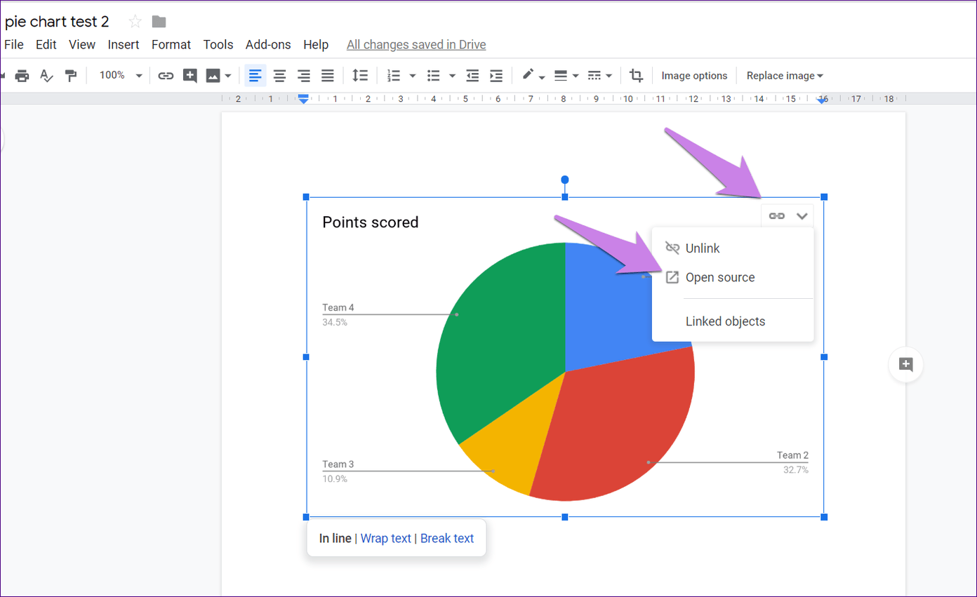How Do I Create A Pie Chart In Sheets In