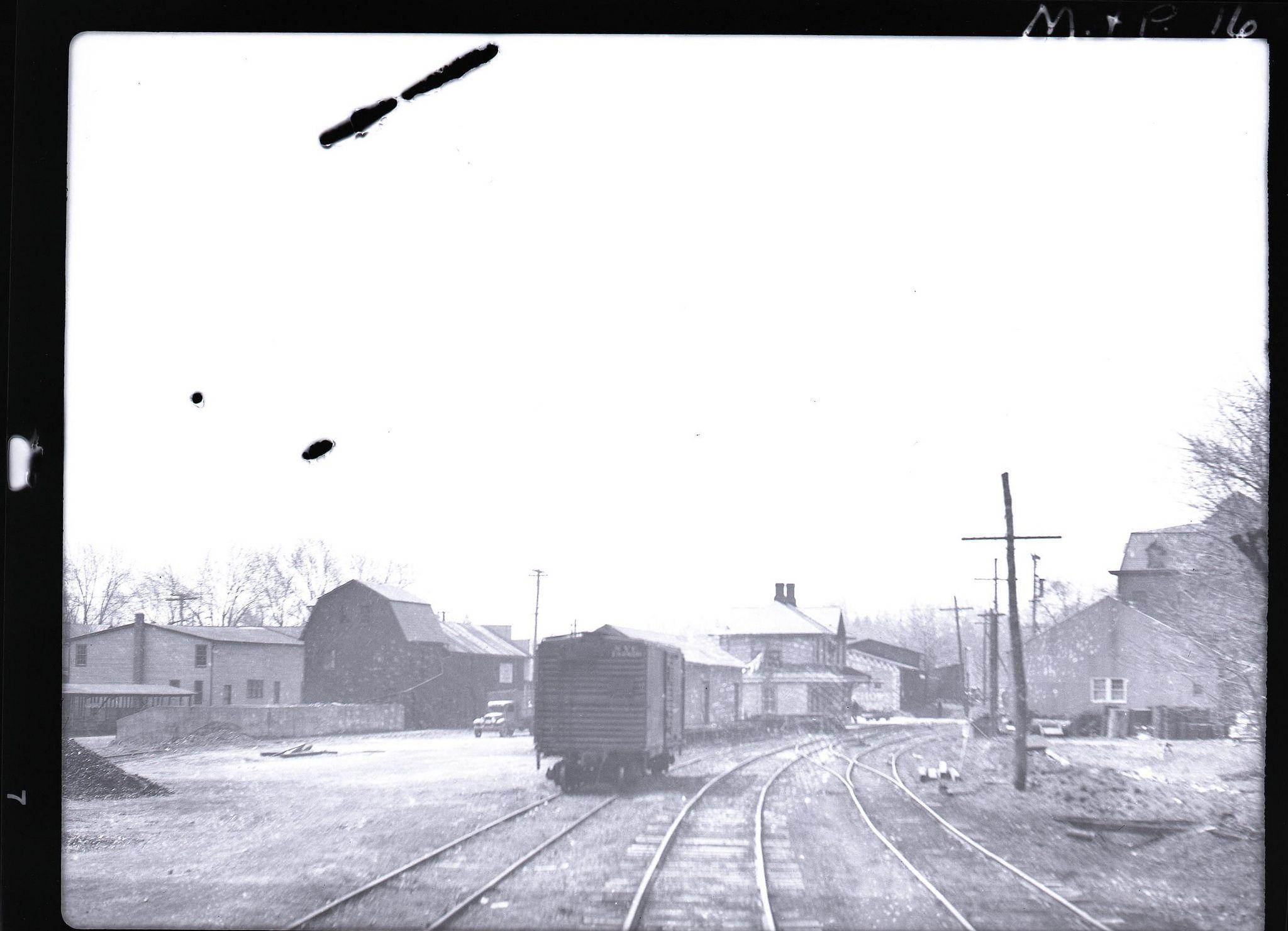ma pa016 Railroad pictures, Pennsylvania railroad, Bel air