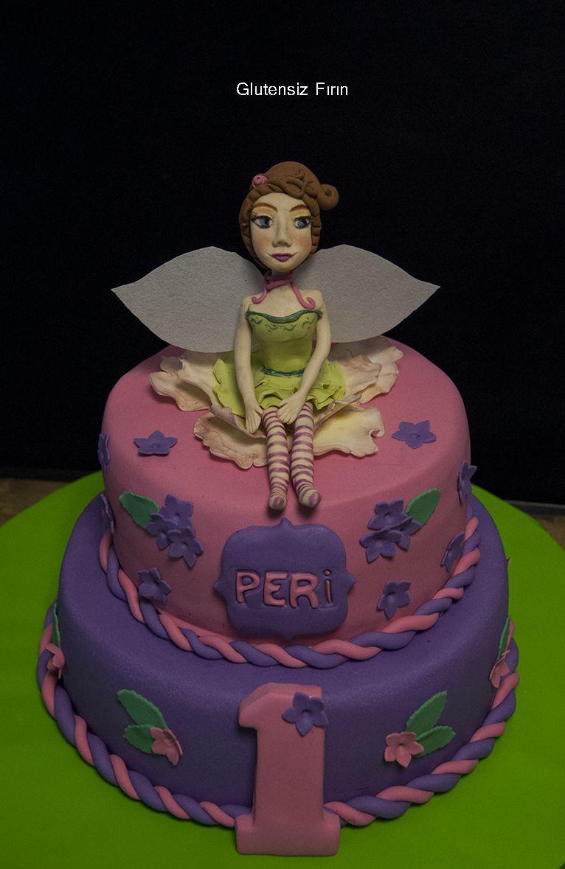 Glutenfree Fairy Cake