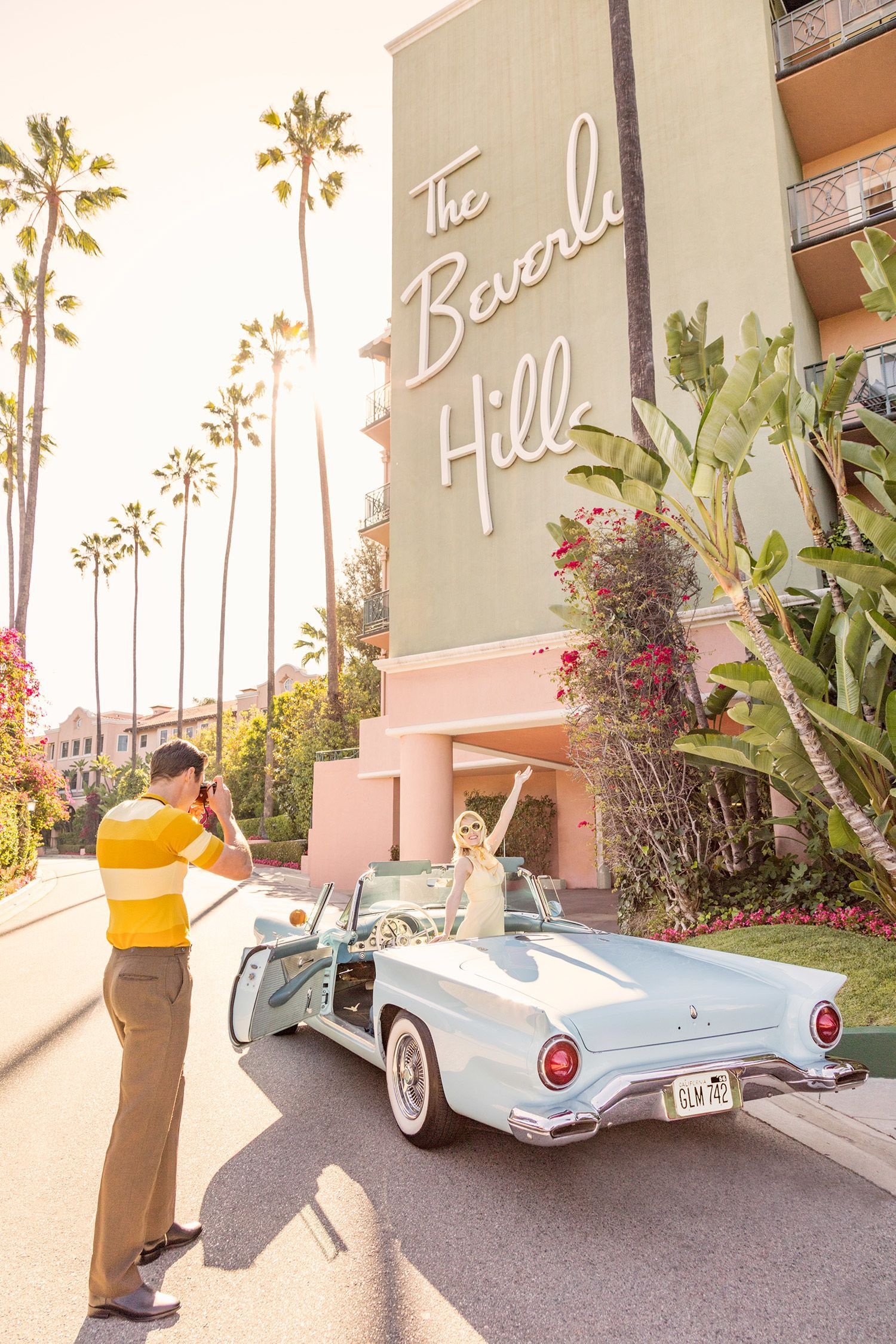 design direction d cor inspired by the beverly hills hotel in 2019 rh pinterest com