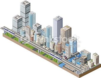 Search for Stock Photos of Isometric Town on Thinkstock