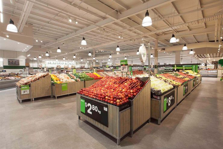 Woolworths - Mima Design - Creating Branded Retail + Hospitality Environments