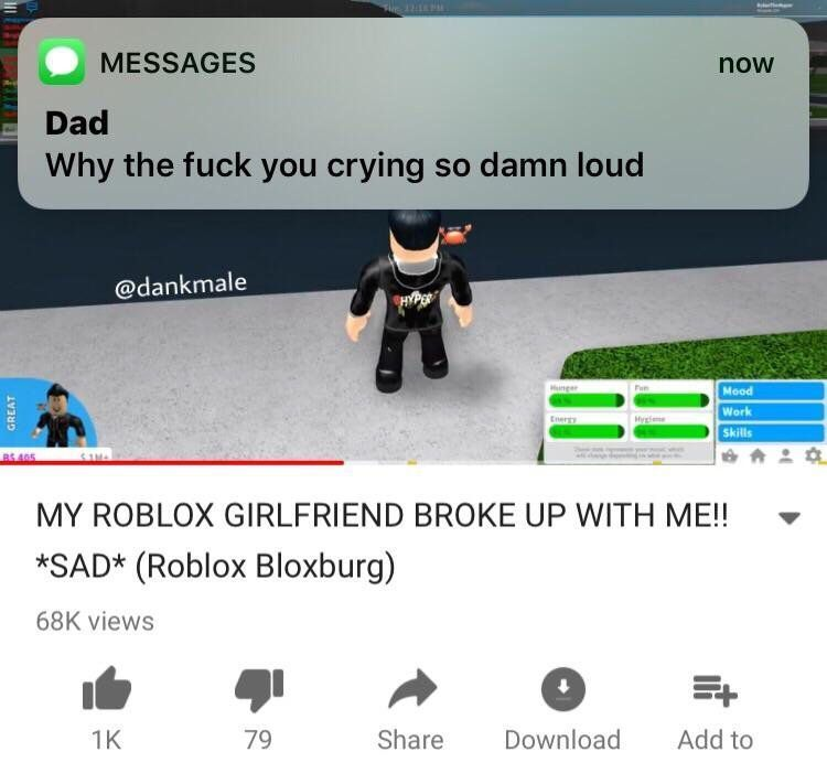 25 Best Memes About Roblox Click Roblox Click Memes Funny Memes Hilarious Laughing Fun 19 1 The Roblox Robux Hack Gives You The Ability To Generate Unlimited Robux And Tix In 2020 Stupid Memes Roblox Funny Roblox Memes