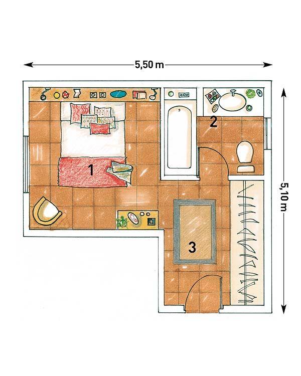 Planos de cuartos de ba o peque os mas dormitorio buscar for Cuarto 4x4 metros