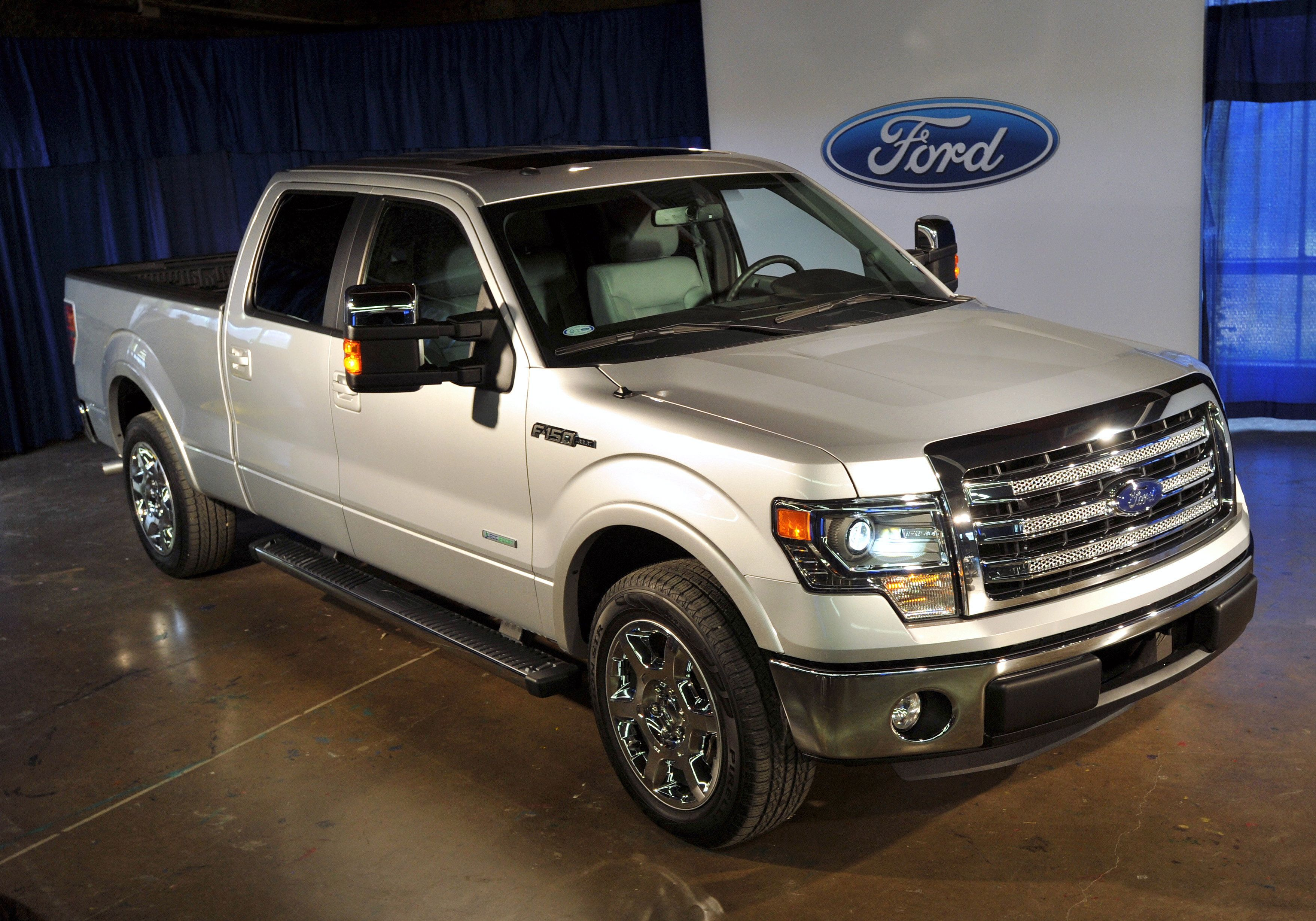 How America S Truck The Ford F 150 Became A Plaything For The Rich Ford Ford Trucks Used Ford