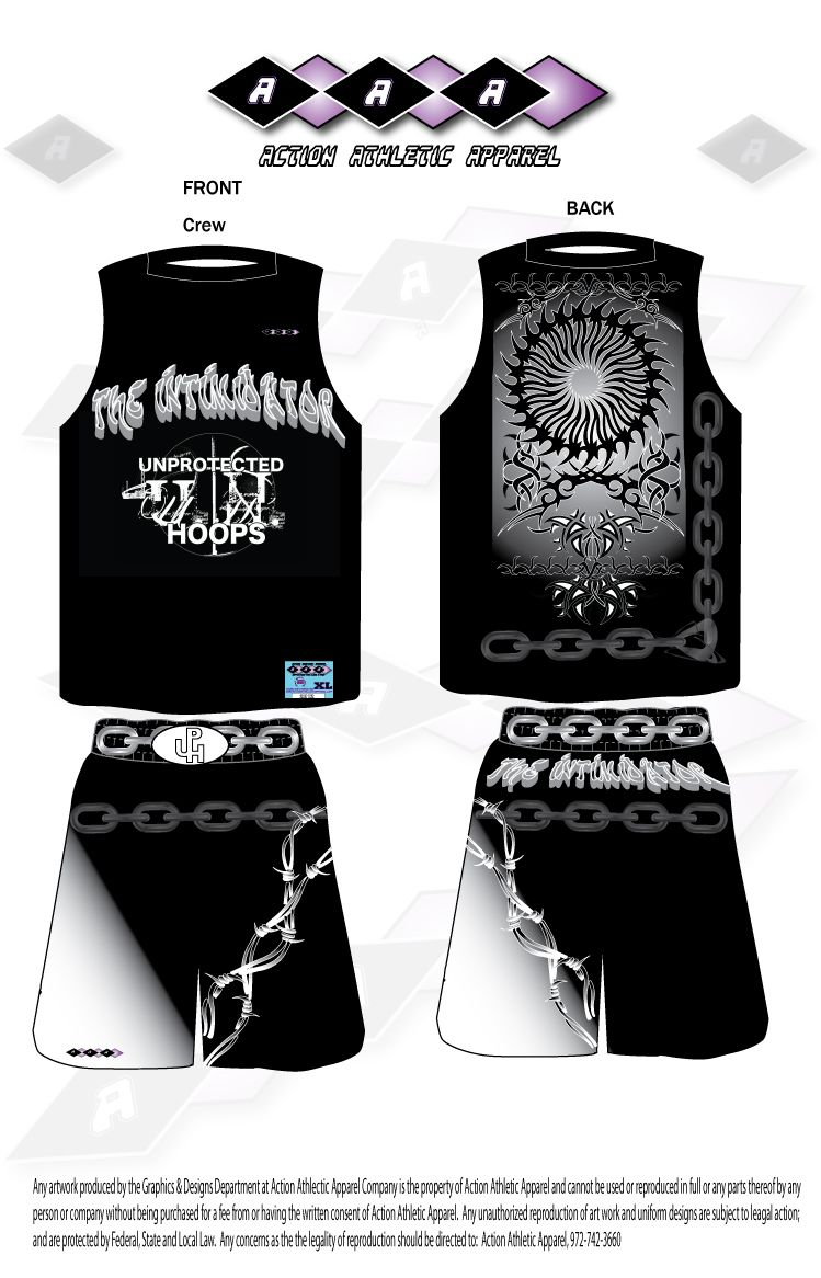 Tribal Panel Back With Special Lettering Effect Design Of Waistband