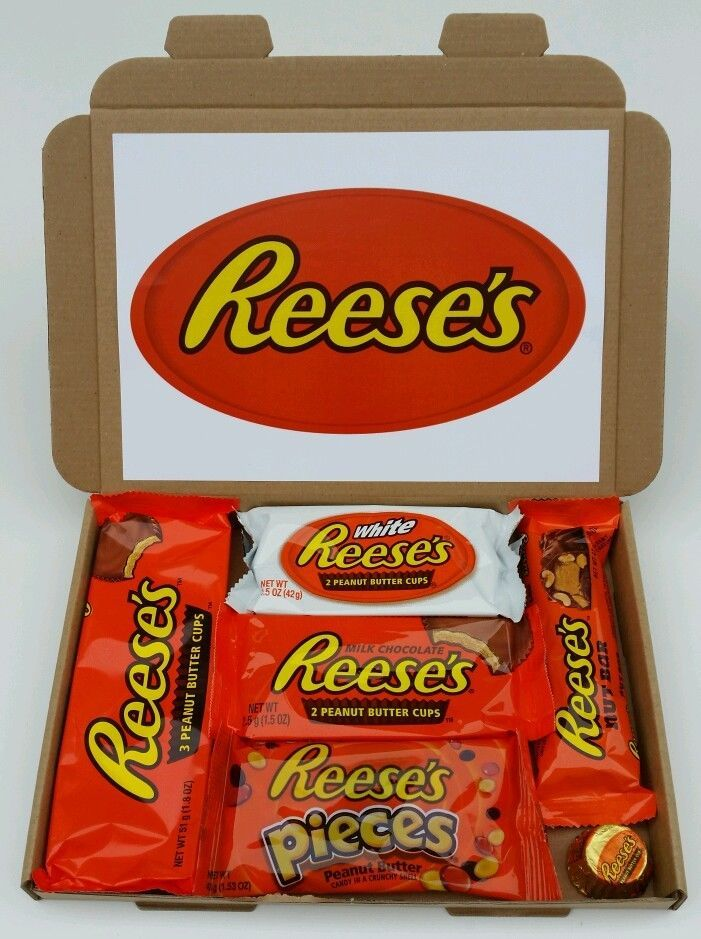 Details about Christmas Present American Sweets Reese's