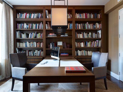 Home Office Photos Partner Desk Design Dekor Dekorasyon Calisma